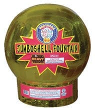 Jumboshell Fountain
